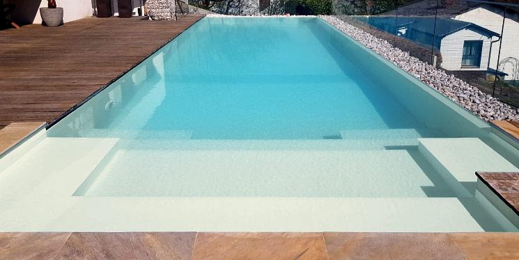 Goldmann Wellness Poolfarbe Beige