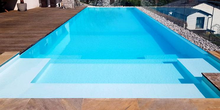 Goldmann Wellness Poolfarbe Himmelblau