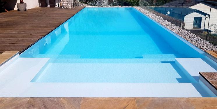 Goldmann Wellness Poolfarbe Lichtblau