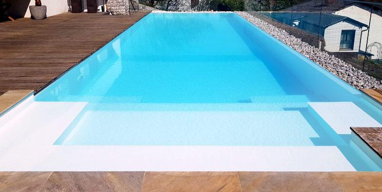 Goldmann Wellness Poolfarbe Signalweiss