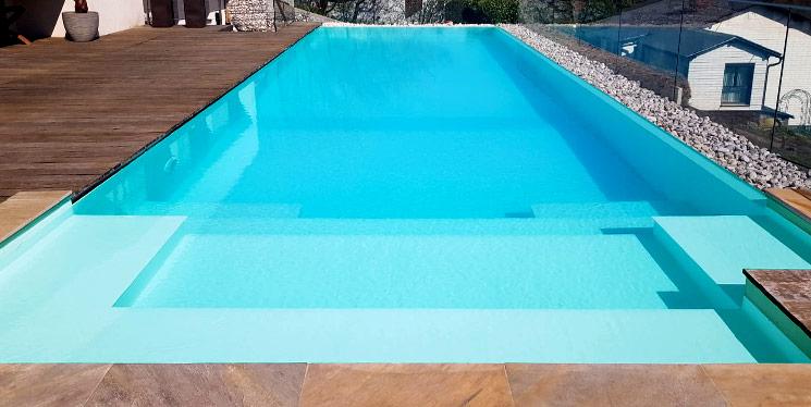 Goldmann Wellness Poolfarbe Tyrkisblau